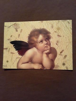 Greeting Cards - Cherub