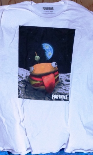 Mens FORTNITE T-Shirt XL NwoT