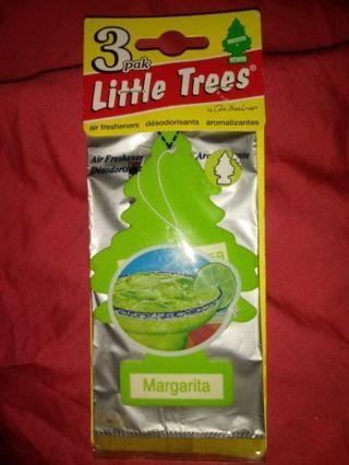 3 Pak Little Trees Air Fresheners