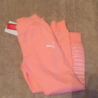Puma Girls Size 6 Sweats