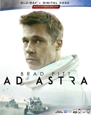 Ad Astra (Digital HD Download Code Only) **Brad Pitt** **Tommy Lee Jones**
