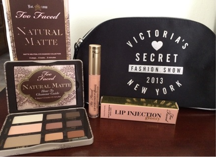 Too Faced and VS auction