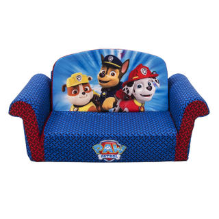 Nickelodeon Paw Patrol 2 in 1 Flip Open Sofa