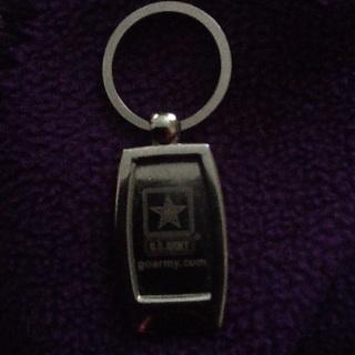 U.S. Army keychain