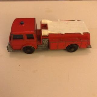 1960's Matchbox Fire Pumper Truck #29