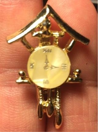 Clock Pin