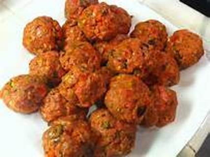 My No Fuss Meatballs - Great for Tail Gate Parties, BBQs, etc