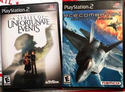 2 classic playstation 2 games PS2 video games FREE SHIPPING