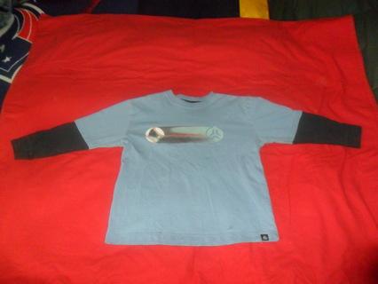 Boy's longsleeve shirt