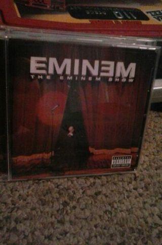 Eminems the eminem show
