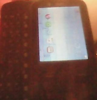 slider cell phone