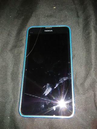 Nokia lumina phone