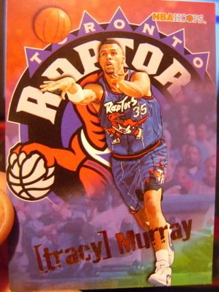 Tracy Murray Basketball Card