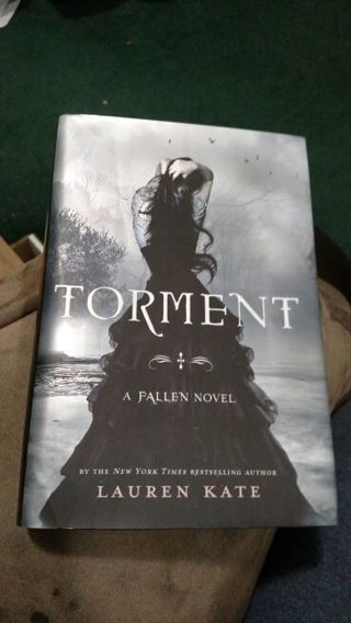 Torment by Lauren Kate (hardcover)