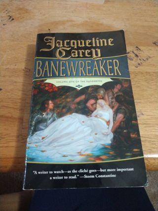 Banewreaker by Jacqueline Carey (paperback)