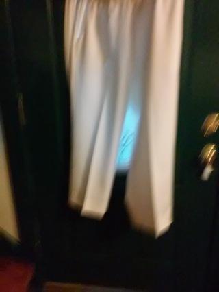 ~DA-RUE~  White Pants