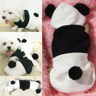 [GIN FOR FREE SHIPPING] New Hoodie Costume Dog Jacket Coat Puppy Cat Apparel Winter