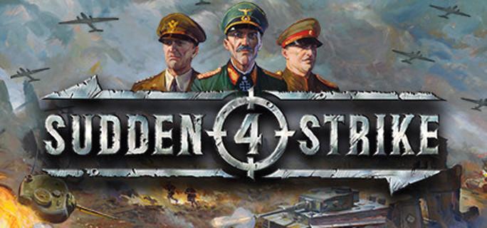 Sudden Strike 4 (Steam Key)