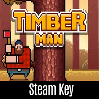 Timberman (Steam Key)