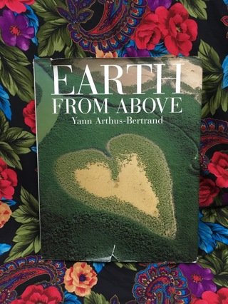 Earth from Above (Big Hardcover Book) by Yann Arthus-Bertrand (Author) Photography FREE SHIPPING