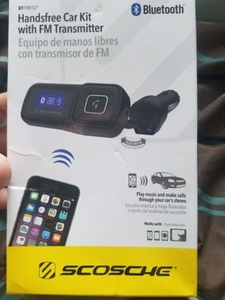Bnib handsfree car kit