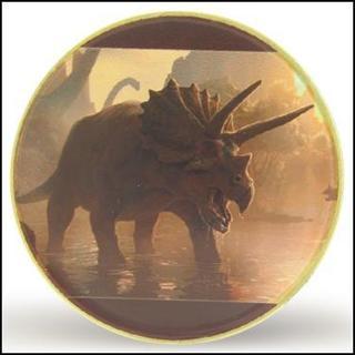 Dinosaur's Collector's Coin