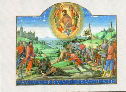 1997 Art Treasures of the Vatican Library Trade Card: Romans