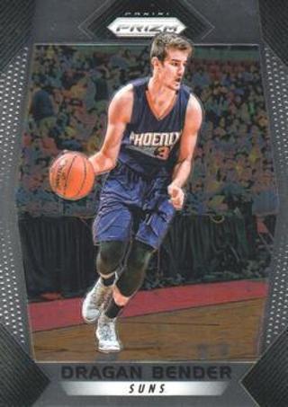 '17-18 Prizm #66 Dragan Bender - Suns