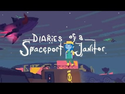 Diaries of a Spaceport Janitor (Steam game)