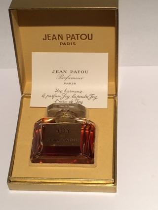 VINTAGE JOY DE JEAN PATOU FOR WOMEN