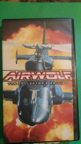 vhs airwolf sweet britches free shipping