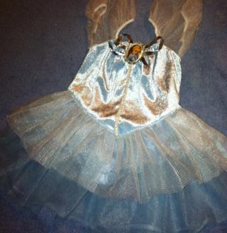 Super cute Cinderella costume for infant