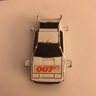1977 Corgi Juniors 007 Lotus Esprit Die-Cast Car