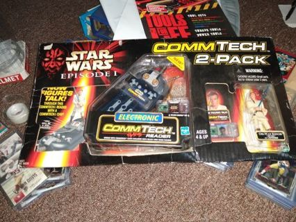 BNIP Star Wars CommTech 2-pack