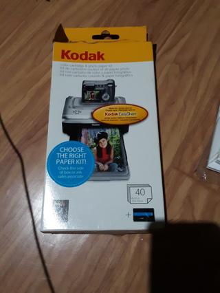 Kodak easy share kit