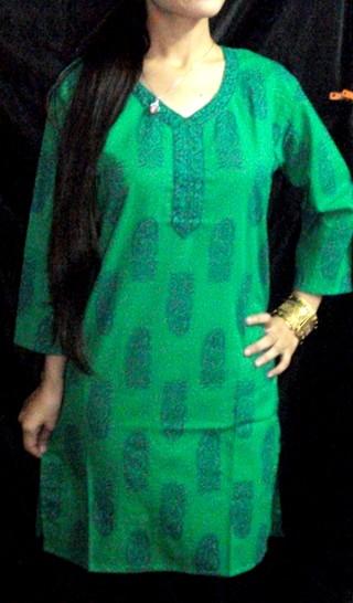 Two Designer Indian kurta kurti tunic Top dress