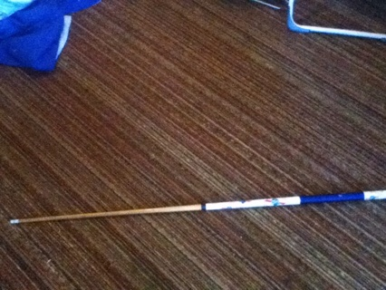 Free Collectible Pabst Blue Ribbon Pool Stick Other
