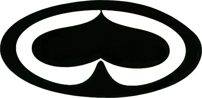 SRH Spade Logo Decal
