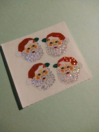 Sandylion Santa Sticker mod