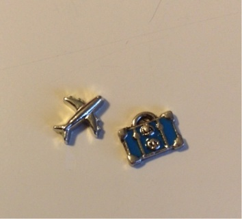 Travel Floating Charms for Living Locket Origami Owl