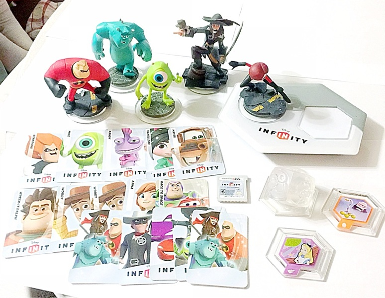 Infinity Toy Story Nintendo Ds Game : Free nintendo ds disney infinity toy box challenge game