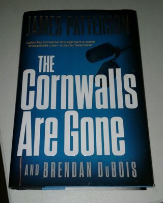 The Cornwalls are Gone : by James Patterson
