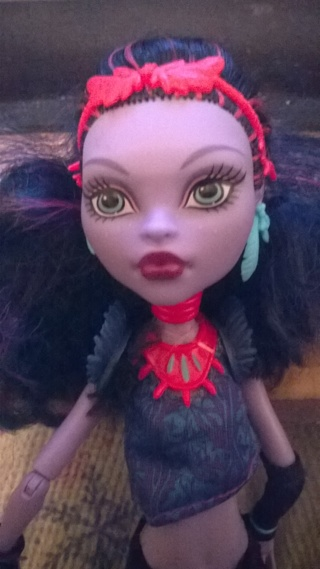 Awesome Monster high doll!