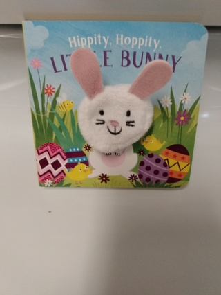 Brand New Hippity, Hoppity, LITTLE BUNNY (Pls Read)