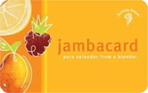 $50 Jamba Juice Gift Card