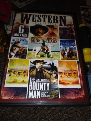 6 Movies Western Collection