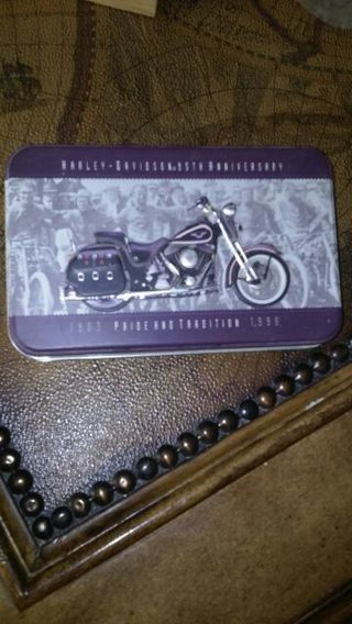 Harley Davidson collector's addition