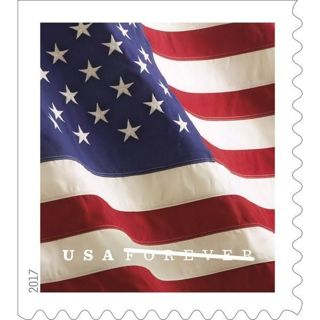 5 Forever Postage Stamps