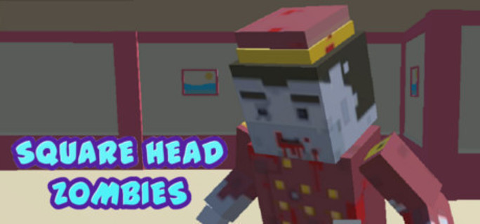 Square Head Zombies - FPS Game (Steam Key)