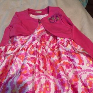 Little girls dress size3